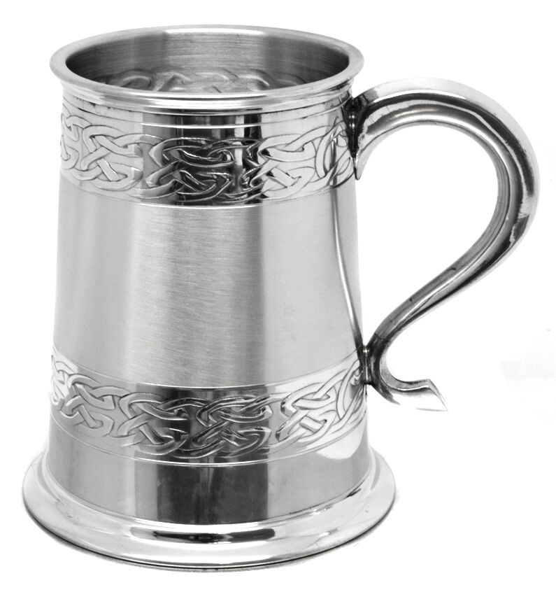how to clean pewter tankard