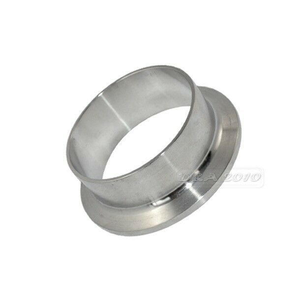 Od mm sanitary weld pipe with ferrule flange ss