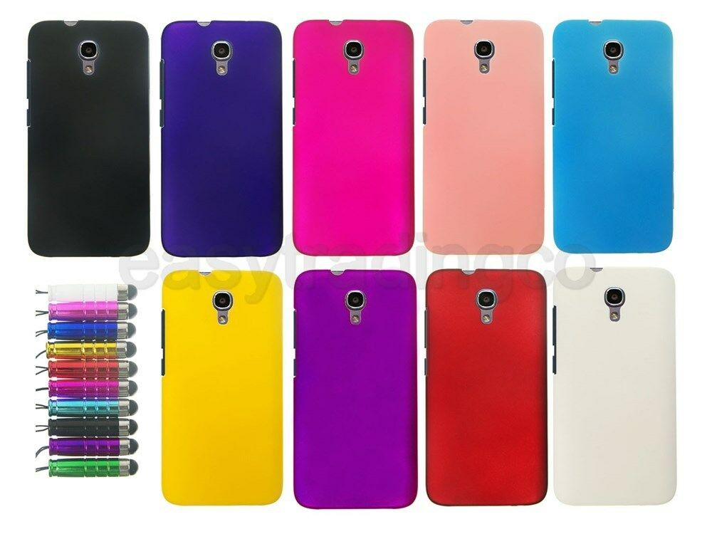Hard Back Cover Case For Alcatel One Touch Idol 2s Ot