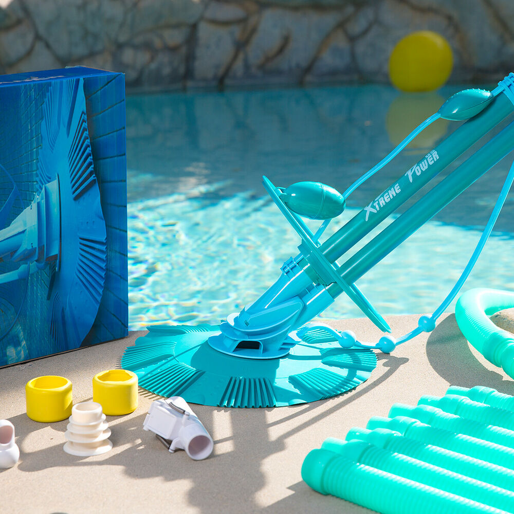 Inground Above Ground Swimming Pool Automatic Cleaner Clean Vacuum Hose Set Ebay