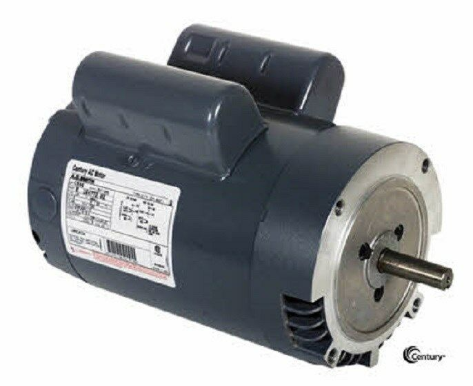 C506 1 1 2 Hp 1725 Rpm New Ao Smith Electric Motor Ebay