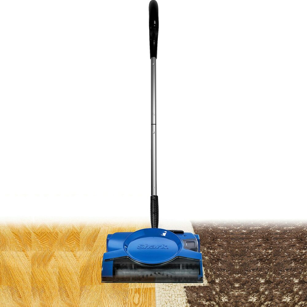 Shark Rechargeable Cordless Swivel Sweeper Carpet