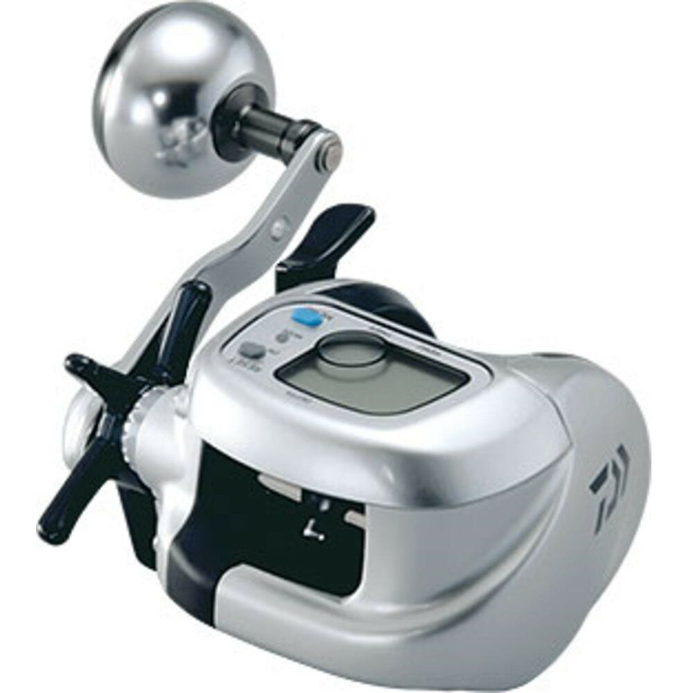 daiwa 14 tanasensor 300 digital line counter saltwater