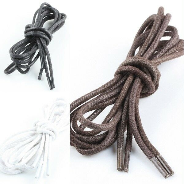 Leather Color Shoe Laces
