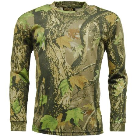 img-StormKloth God's Country Camouflage Long Sleeve Camo T Shirt
