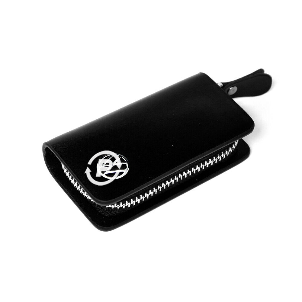 Gift Ready Keychain Key Ring Leather Case Wallet For