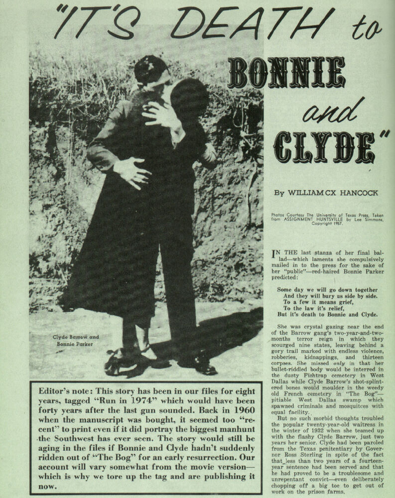 sn introduction to the history of bonnie and clyde Chapter 4 sequential games introduction to game theory - brief history of game theory clyde bonnie (-5,-5) (-30,-1) (-1,-30.