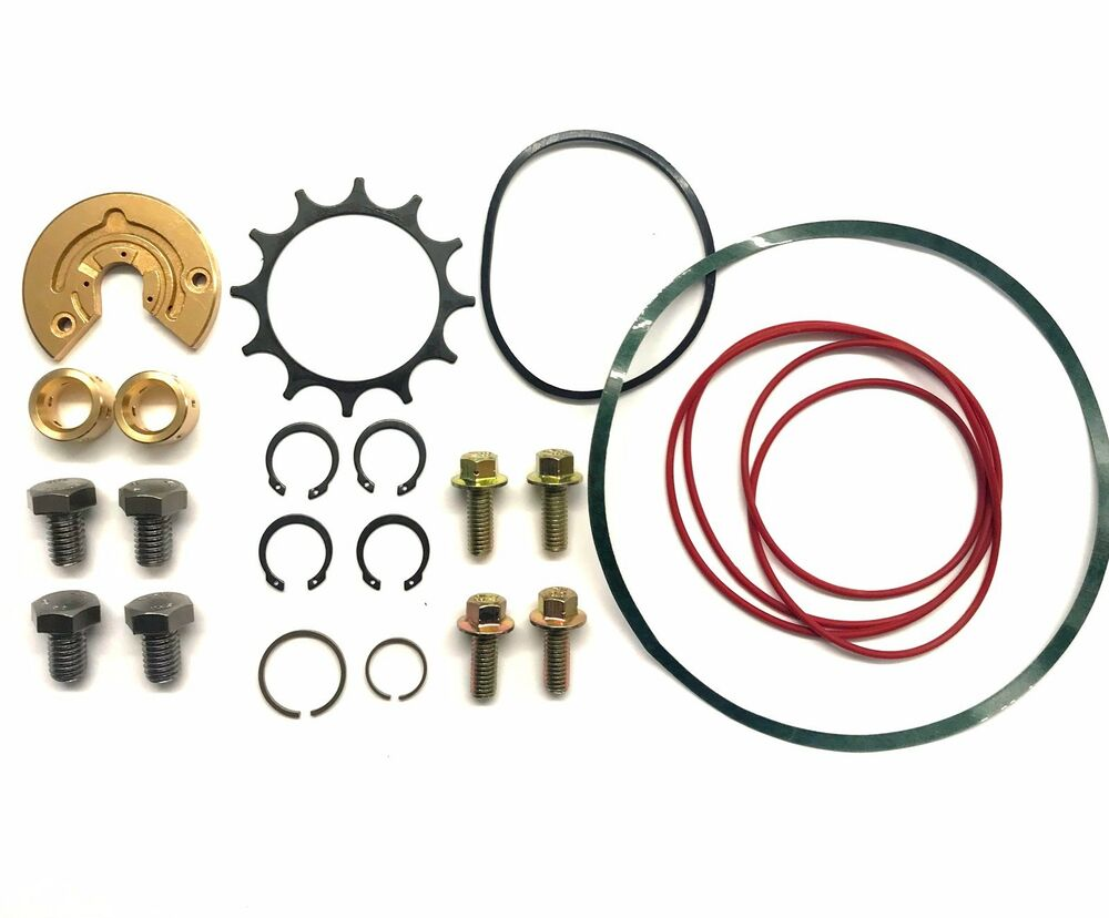 turbocharger repair service rebuild kit garrett t3 t34 t35. Black Bedroom Furniture Sets. Home Design Ideas
