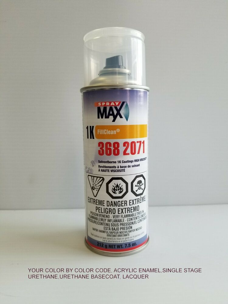 Auto Body Shop Spray Paint Single Stage Urethane Restration Paint 12 Oz Can Ebay