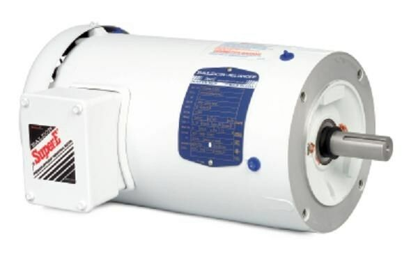Vewdm3615t 5 Hp 1750 Rpm New Baldor Electric Motor Ebay