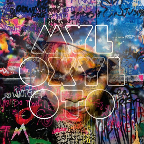 COLDPLAY ( NEW SEALED CD ) MYLO XYLOTO ( PARADISE ...