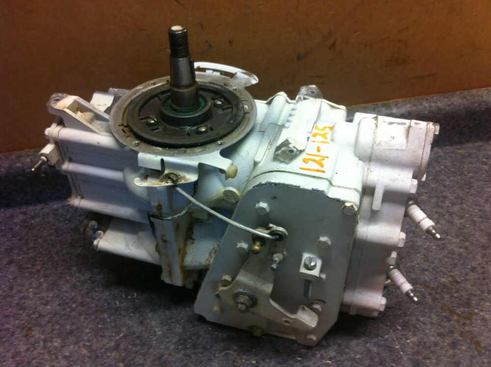Clean Used Freshwater 1974 Chrysler 25 Hp 2 Cylinder