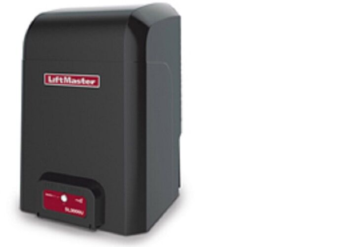Liftmaster elite sl u hp slide gate motor by