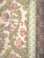 QUILT, SEW, FABRIC - 3 YDS Nouvelle Melode BY KAUFMAN