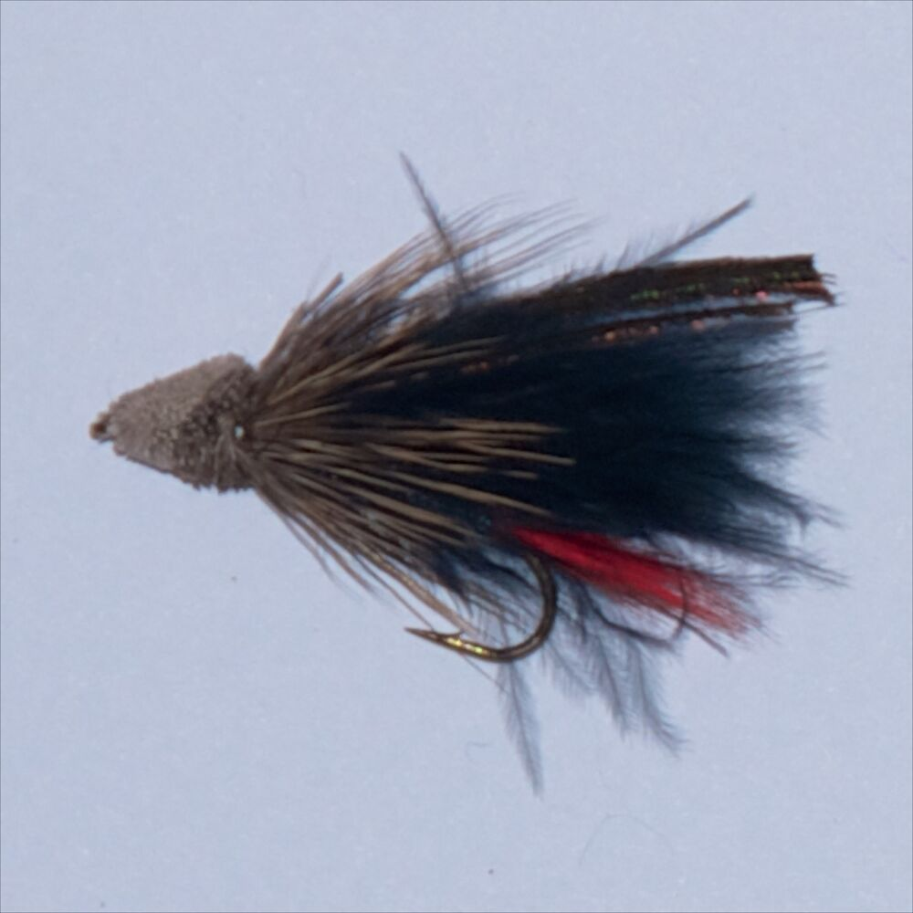 Marabou muddler trout fly fishing flies lures streamers for Jig fishing for trout