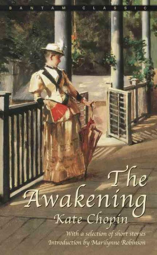 the use of metaphors in the awakening by kate chopin The awakening by kate chopin (1899) has been seen as a novel of adultery, as  for example, madame bovary, but i don't really think that the.