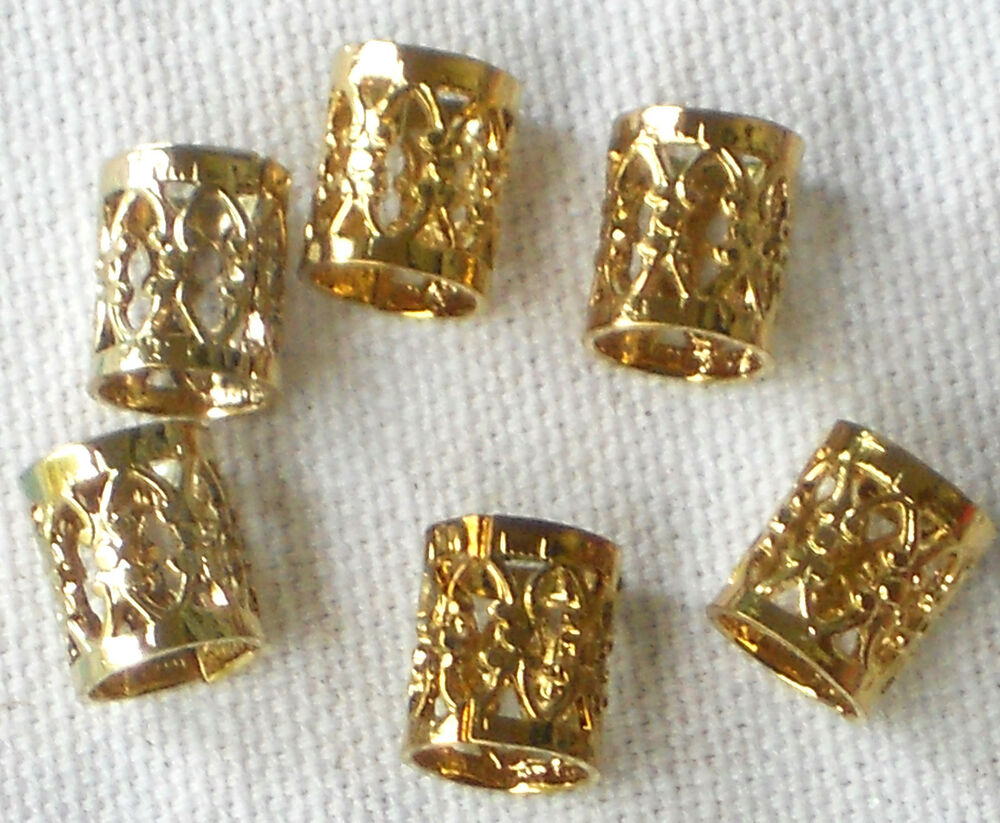 1361a vintage filigree connectors 8mm spacer