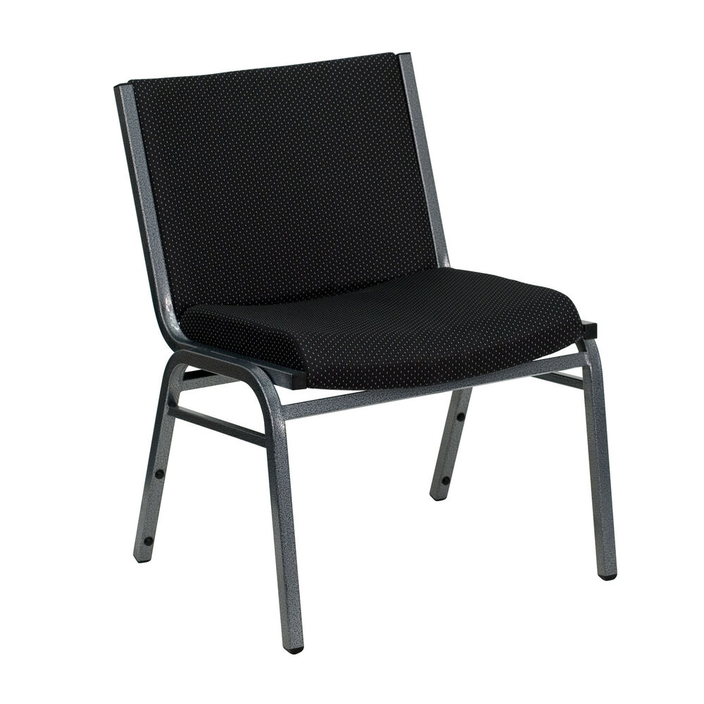 Flash Hercules 1000 Lb Capacity Big And Tall Extra Wide Black Fabric Chair Ebay