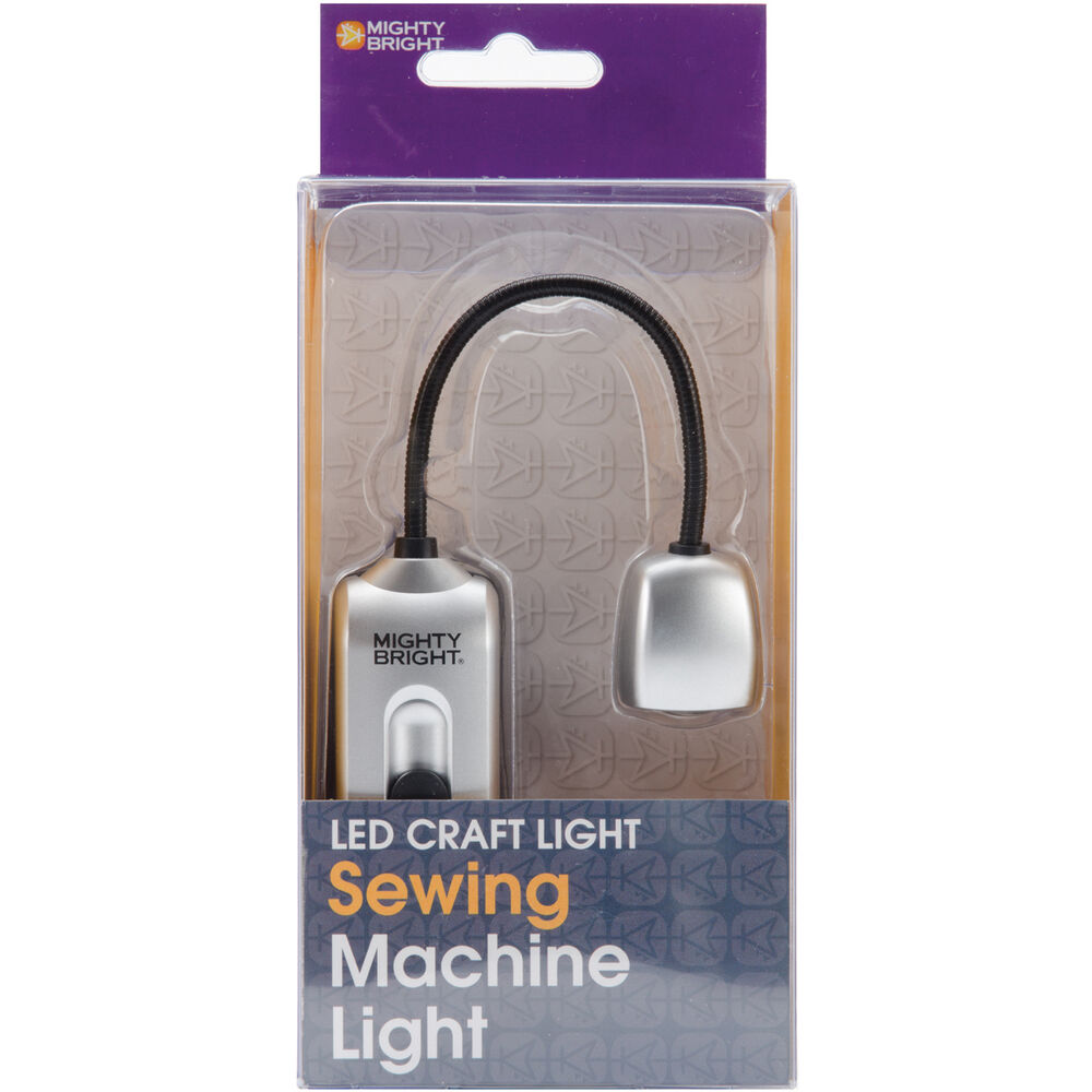 Sewing Machine Light From Mighty Bright Led Craft Light