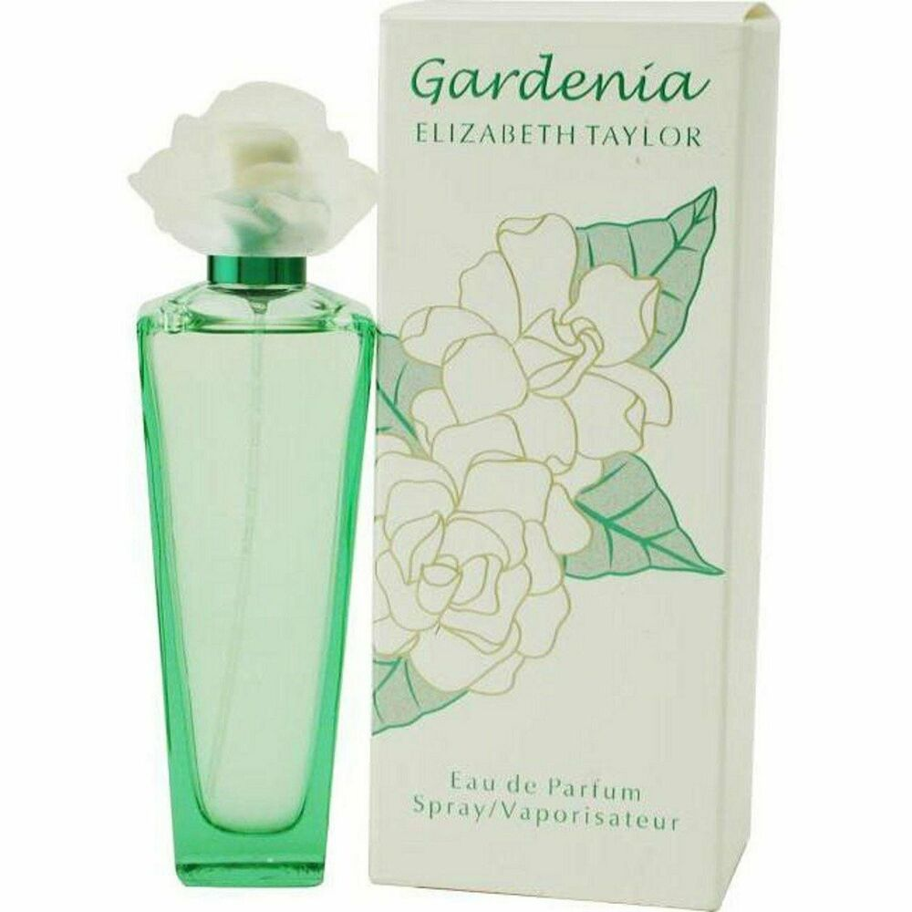 gardenia by elizabeth taylor 3 3 3 4 edp perfume nib 719346018081 ebay. Black Bedroom Furniture Sets. Home Design Ideas