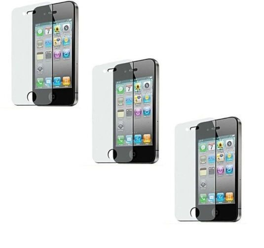 straight talk iphone 4s clear screen protector guard for talk apple 1059