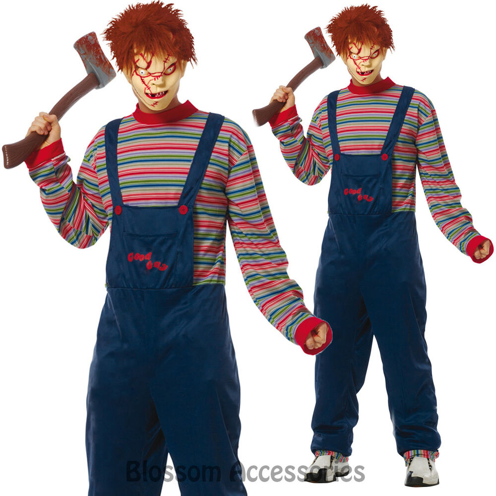 chucky doll costume - photo #14