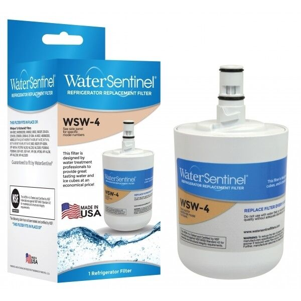 Refrigerator ice water filter for whirlpool 8171413 wfi nl200 ebay - Whirlpool refrigerator ice and water filter pur ...