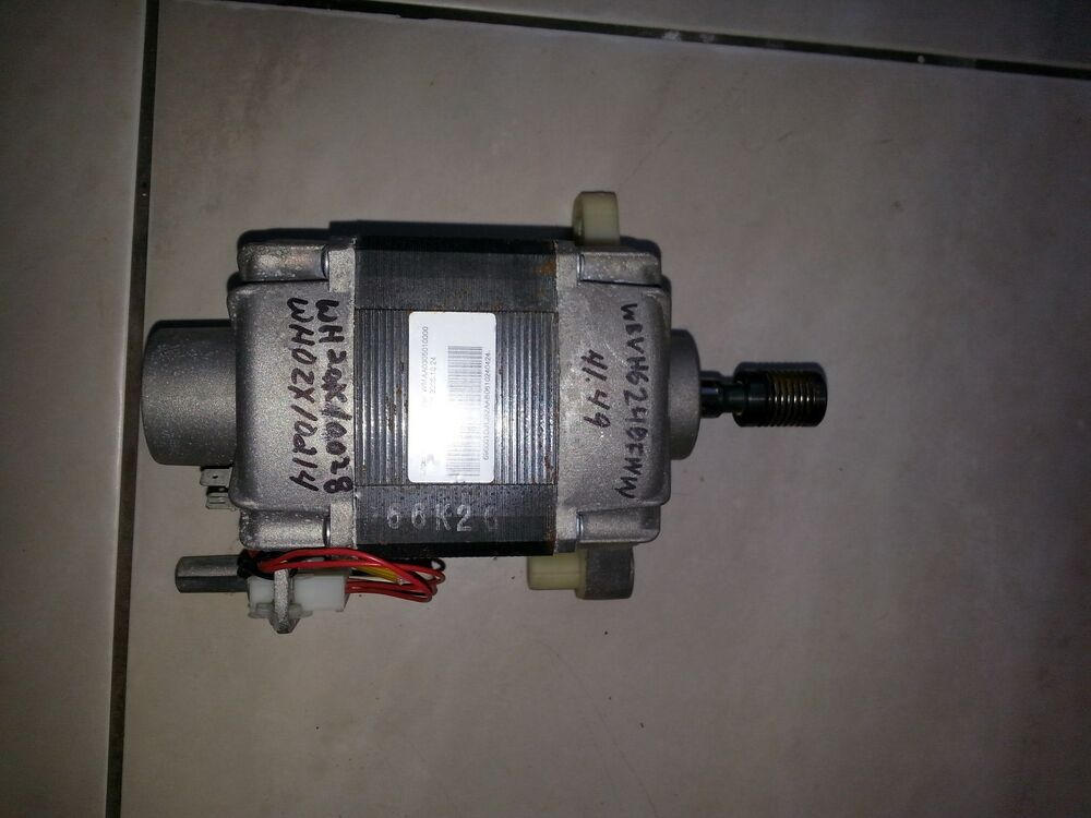 Ge Front Load Washer Main Motor Wh20x10028 Wh02x10214