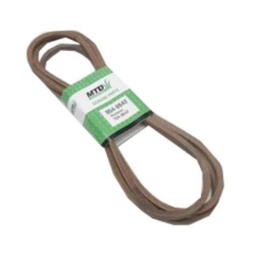 Mtd Riding Mower Replacement Parts : Mtd replacement lawn mower deck drive v belt