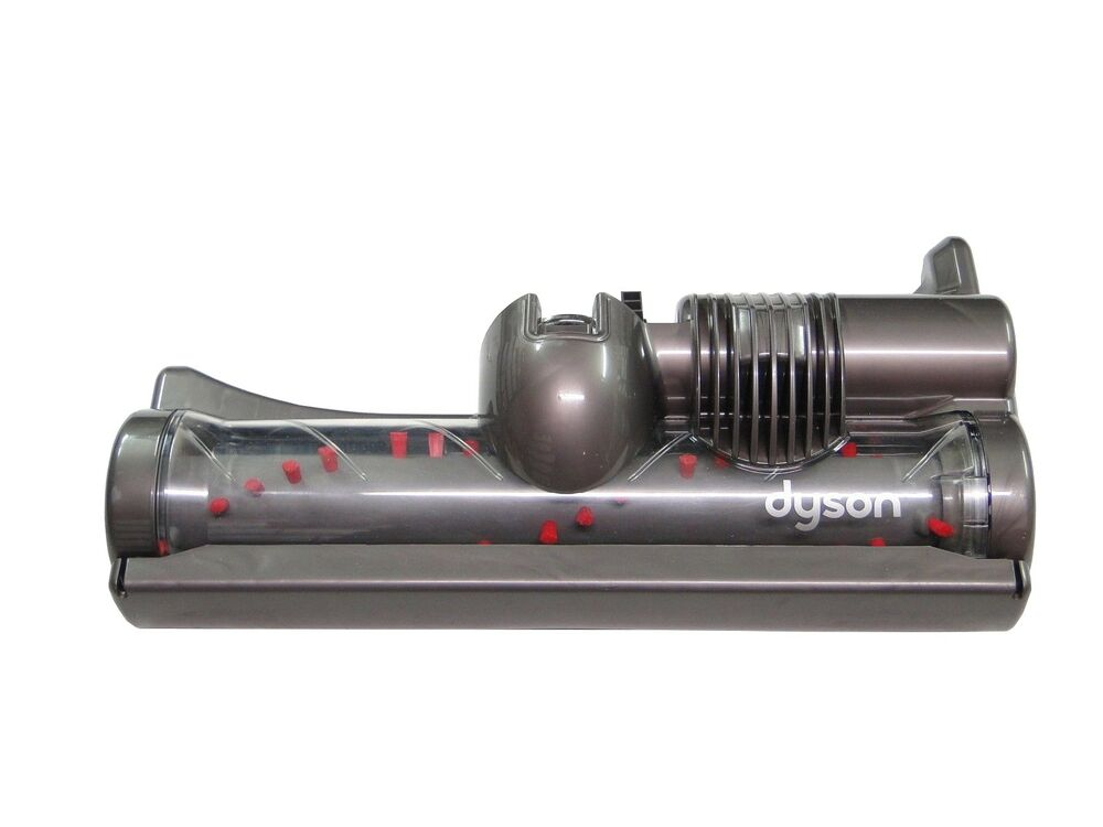 genuine dyson 915499 02 all floors vacuum cleaner head assembly brush bar motor ebay. Black Bedroom Furniture Sets. Home Design Ideas