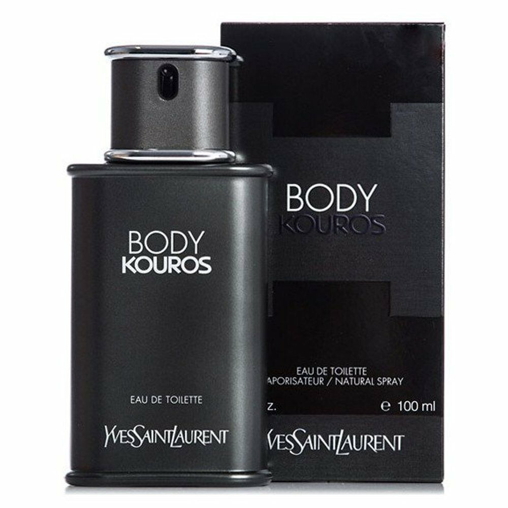 Perfumes Body Kouros: BODY KOUROS By Yves Saint Laurent Cologne 3.4 Oz 3.3 New In Box 940356719761