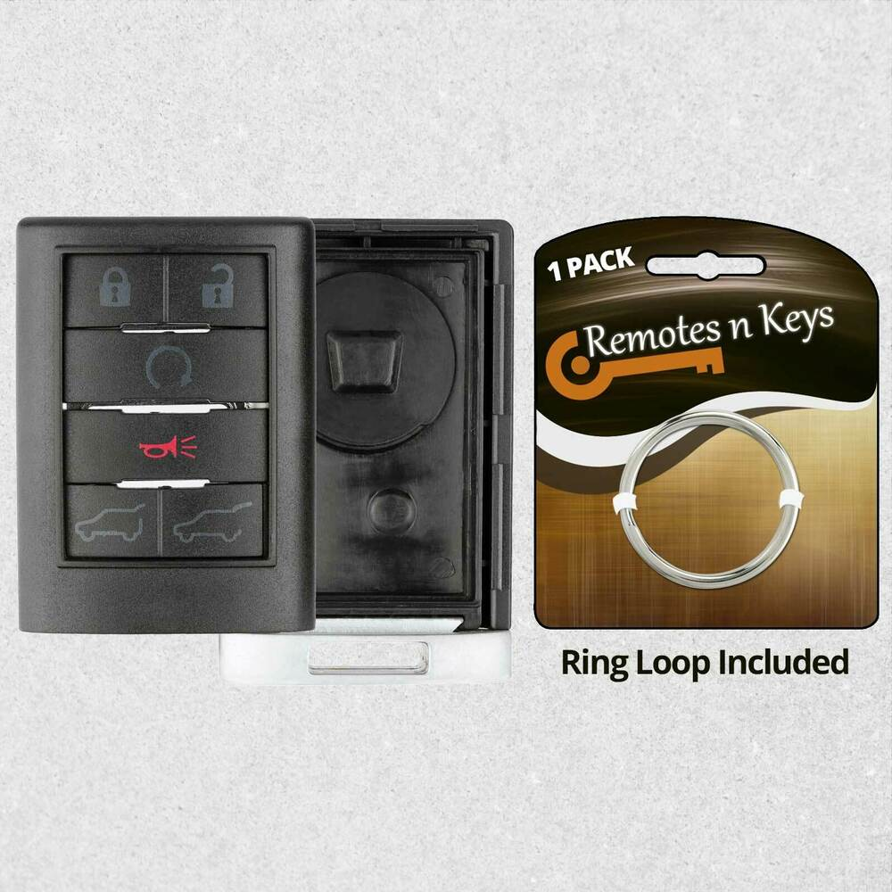 Replacement Keyless Remote Key Fob Shell Case Fix Prox For