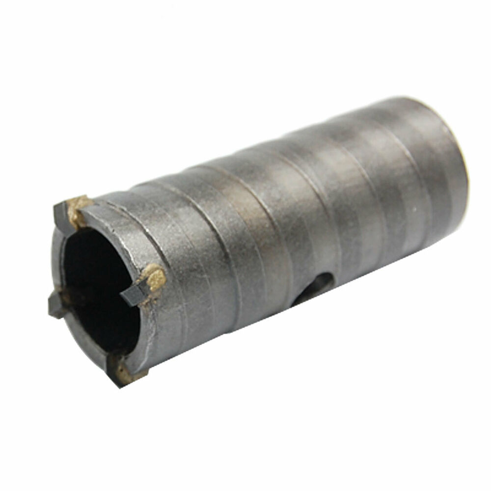 Cutting Holes In Concrete : Mm hollow core hole saw cutting tool for cement wall ebay