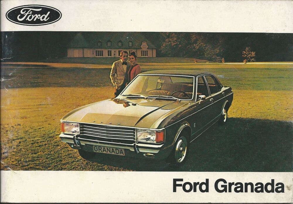 ford granada 1972 betriebsanleitung 72 bedienungsanleitung handbuch ba ebay. Black Bedroom Furniture Sets. Home Design Ideas