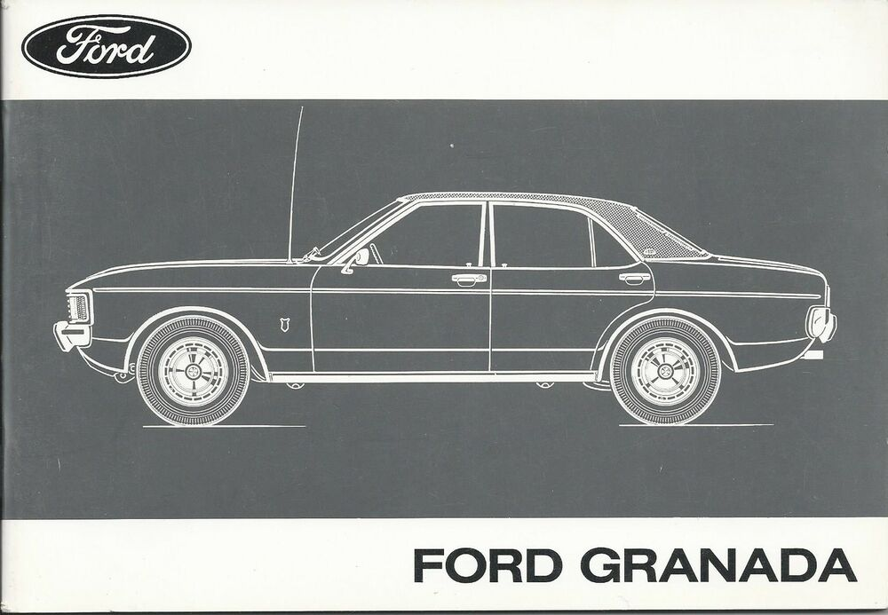 ford granada 1973 betriebsanleitung 72 bedienungsanleitung bordbuch ba ebay. Black Bedroom Furniture Sets. Home Design Ideas