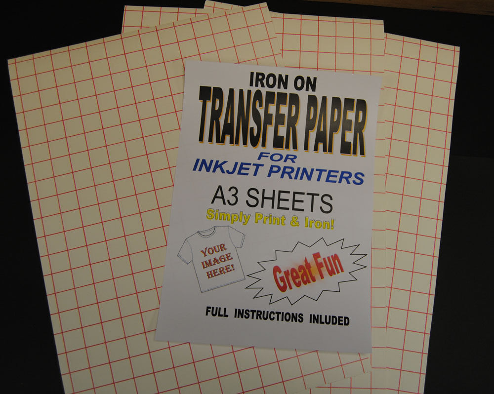 t shirt iron on paper Custom transfers available for t-shirts, sweatshirts and other apparel.