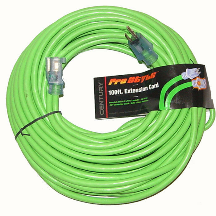 Heavy Duty Extension Cords On Sale 109