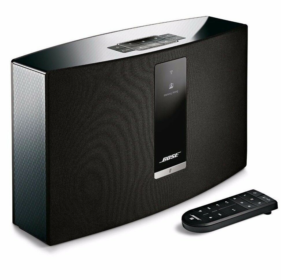 new bose soundtouch 20 wi fi wireless music system series. Black Bedroom Furniture Sets. Home Design Ideas