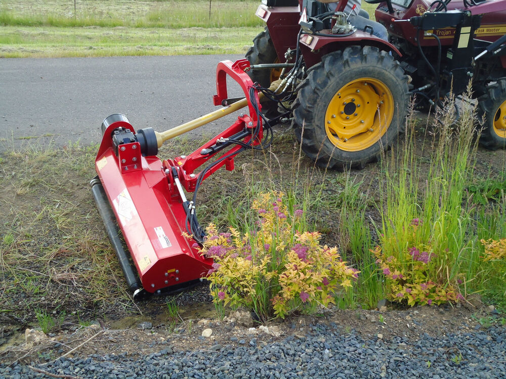 ditch bank blade how to use