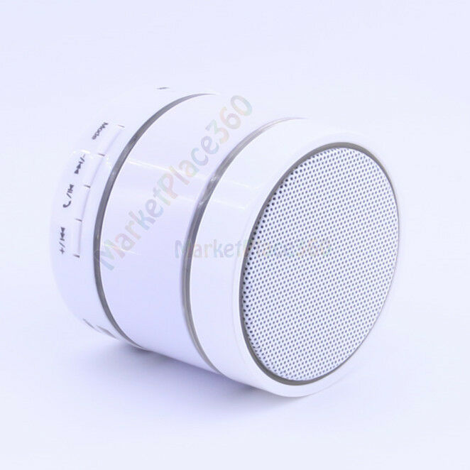 New Wireless Portable Mini Bluetooth Speaker Stereo W LED