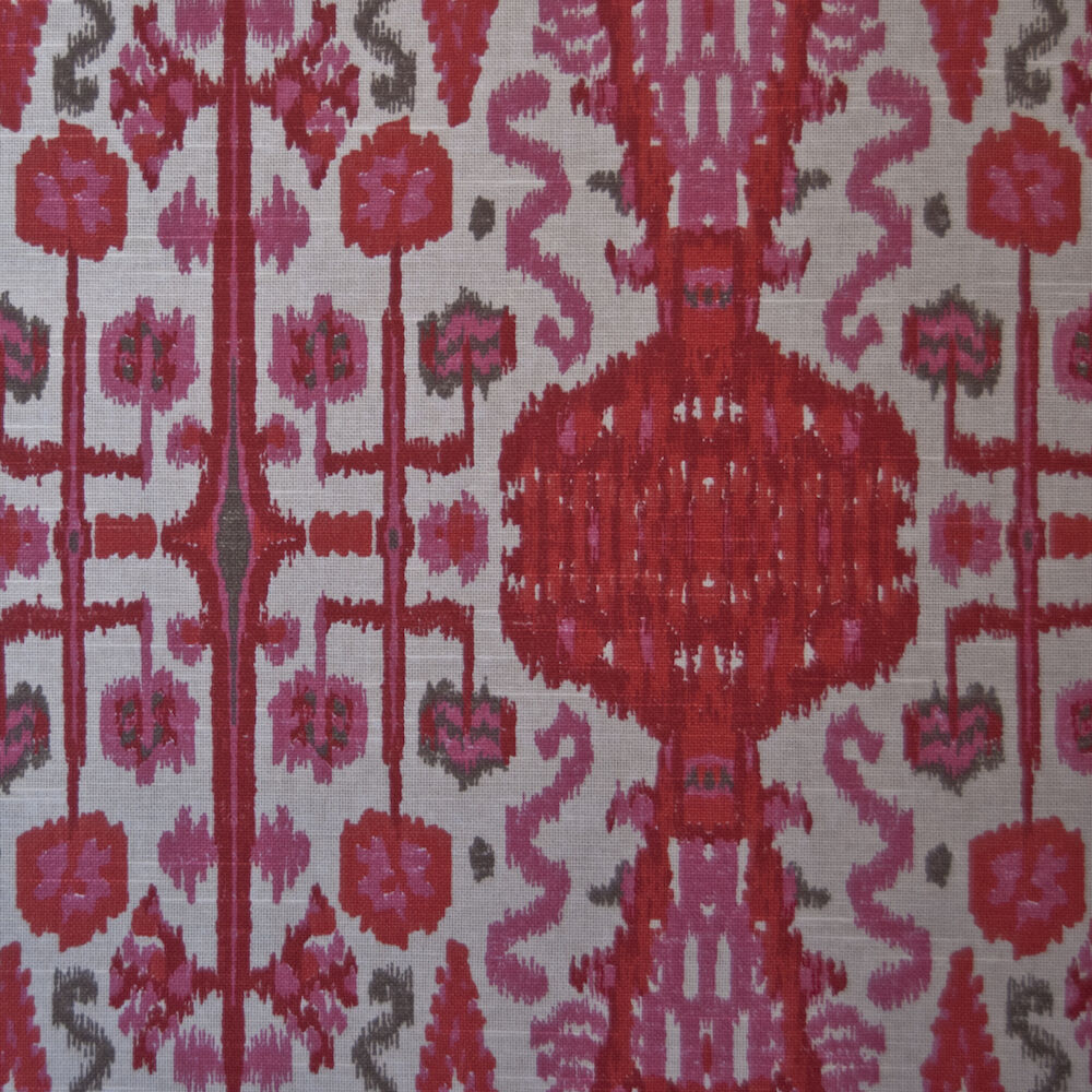Or115 Ikat Bombay Pink Printed By The Yard Upholstery Home Home Decorators Catalog Best Ideas of Home Decor and Design [homedecoratorscatalog.us]
