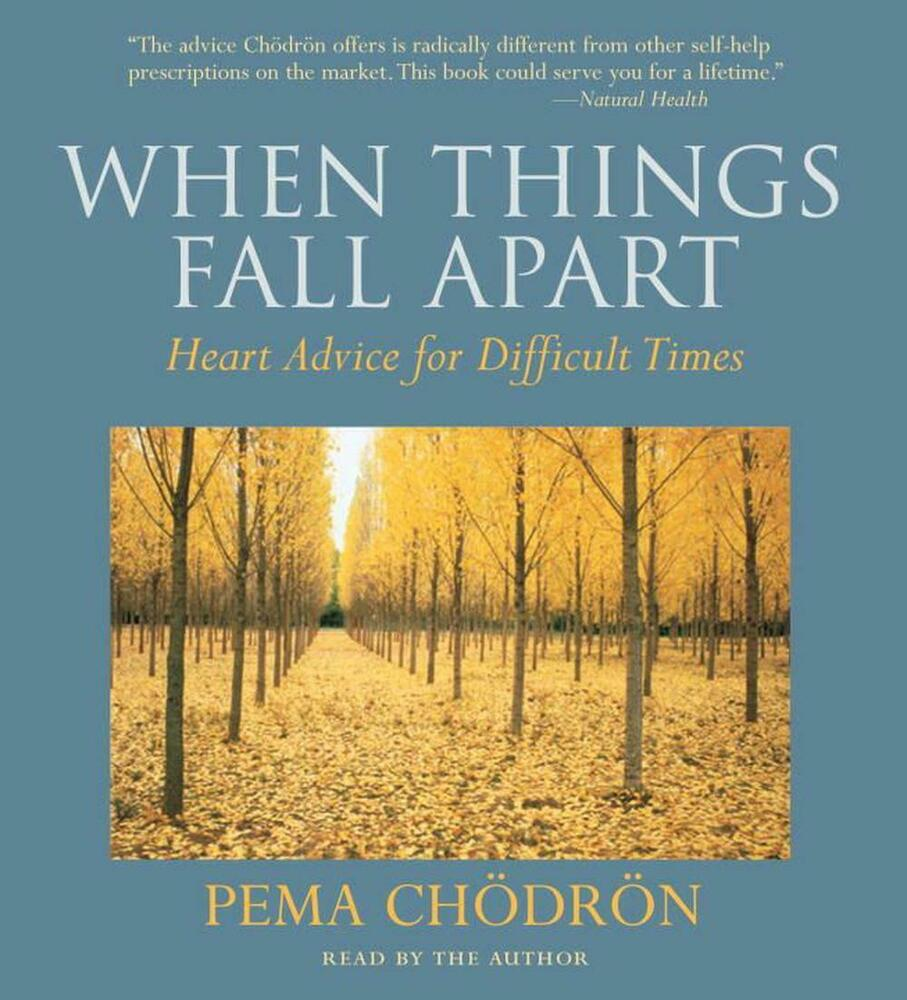 Thing Fall Apart: When Things Fall Apart: Heart Advice For Difficult Times