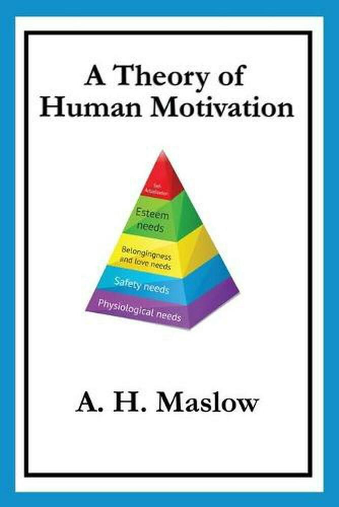 motivation and maslow