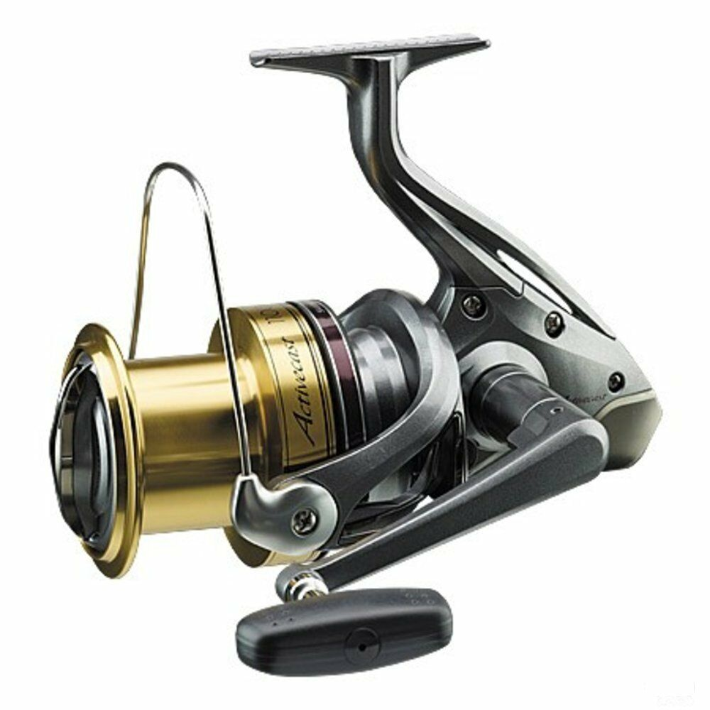 Shimano activecast 1100 surf casting spinning reel from for Surf fishing reels