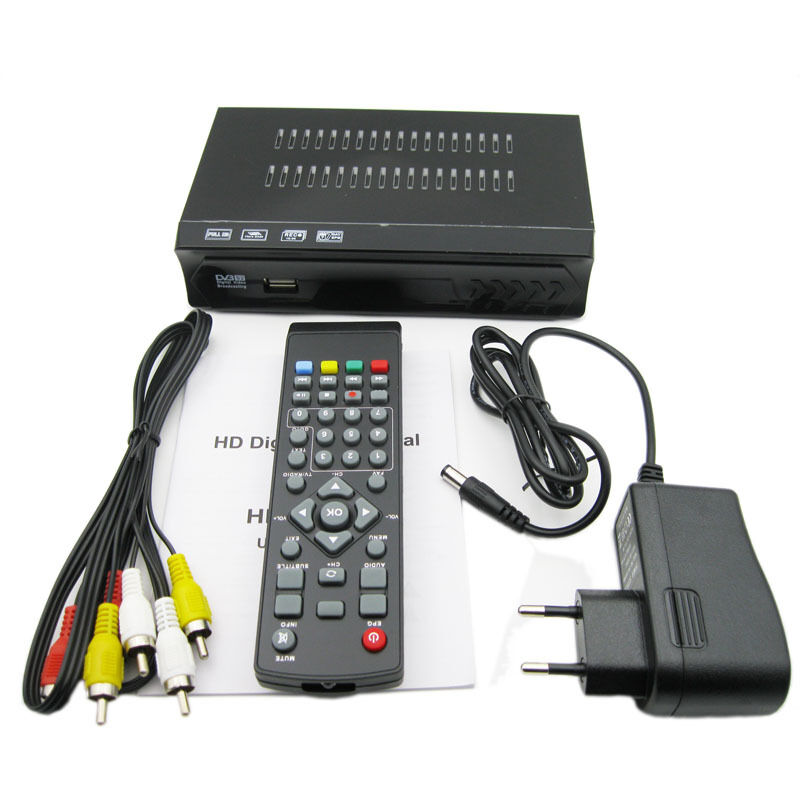 New FAT HD DVB-S2 DVB-S MPEG-4 EPG DVB USB PVR HD Digital Satellite Receiver | eBay