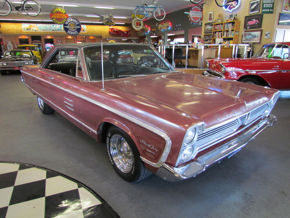 1966 plymouth fury ebay. Black Bedroom Furniture Sets. Home Design Ideas