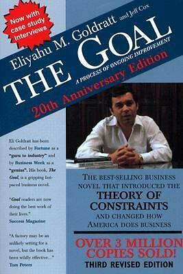 a summary of the story of goal by eliyahu m goldratt The goal by eliyahu goldratt is a great book that i recommend for every manager who is looking for their improving team throughput.