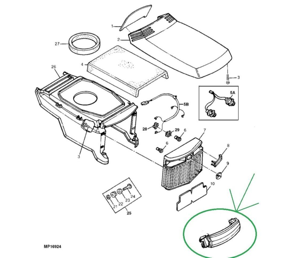 4836 New D100 Belt Very Loose Please Help besides John Deere Lawn Mower Parts Diagram as well It Isnt As Bad As It Looks also Jd 2240 Wiring Diagram additionally John Deere X300r Garden Tractor Spare Parts. on john deere lx172 parts
