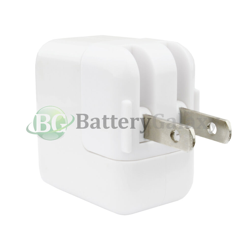 USB RAPID Travel Battery Wall AC Charger Adapter for Apple iPad Mini 1 2 3 4 Air | eBay