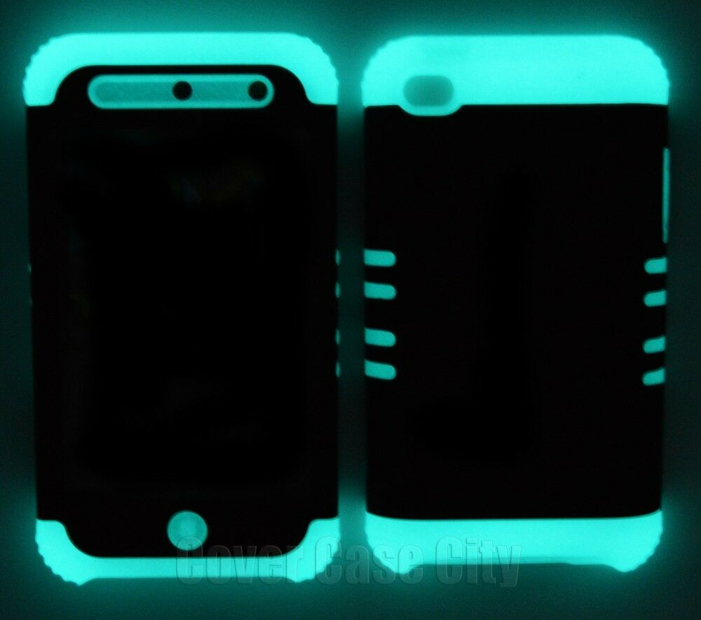 Case Design glow in the dark cell phone cases : Oak Tree Camo w/ Glow in Dark Hybrid Case Cover for Apple iPod Touch 4 ...
